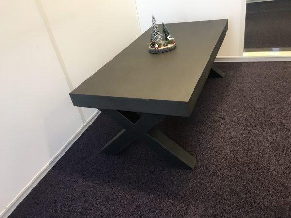 Betonlook salontafel